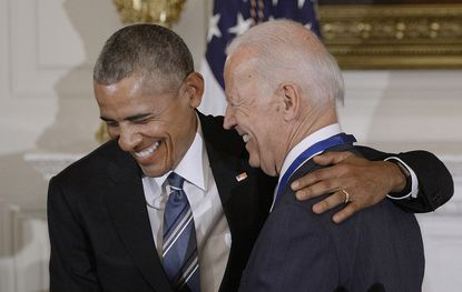 Former President Barack Obama endorsed Joe Biden this week.