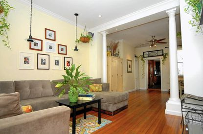 Fells Point home with historic charm, backyard on the market for $297,500
