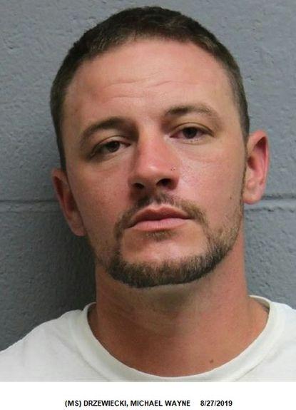 Michael W. Drzewiecki (Courtesy of Carroll County Sheriff's Office)
