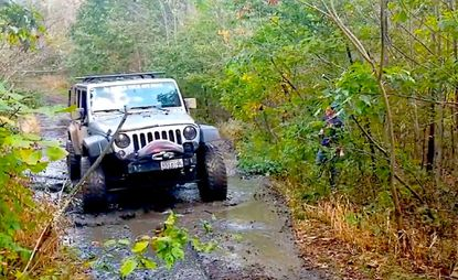 Maryland opens a new state park, and OHV riders get first dibs