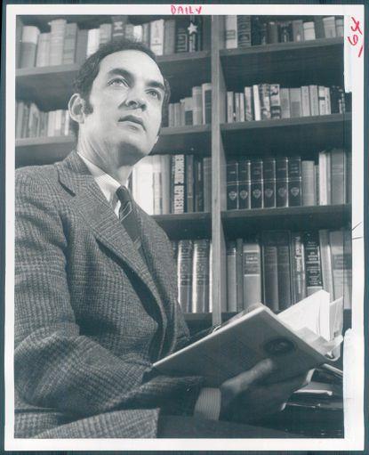 J. Woodford 'Woody' Howard Jr., Hopkins professor and patron of the arts