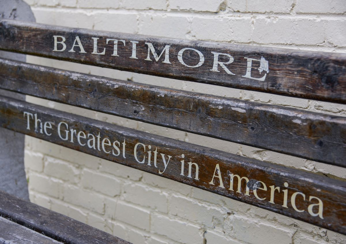 What are the stories behind Baltimore's nicknames, from Charm City to The Greatest City in America?