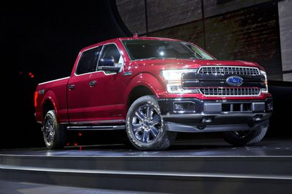 Ford to offer diesel for first time in best-selling F-150