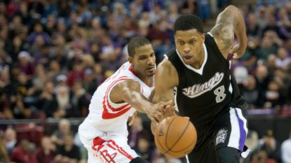 NBA veteran Rudy Gay is hosting a tournament to promote Baltimore's basketball talent