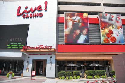 An Upper Marlboro woman recently won a $420,000 jackpot at Maryland Live casino in Hanover.