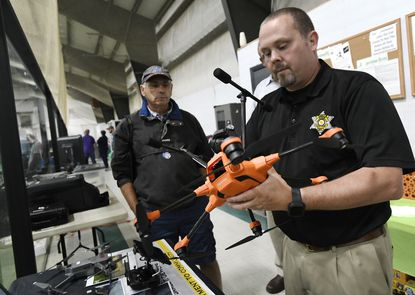 Carroll County Sheriff's Office: Drones used for crash, crime scene viewing — not 'Big Brother' surveillance
