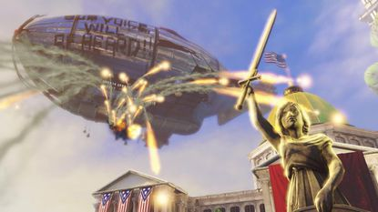 """Set in a mechanical cloud city during 1912, """"BioShock: Infinite"""" promises to be an expansive and innovative game, which will hopefully be worth the extra four month wait."""