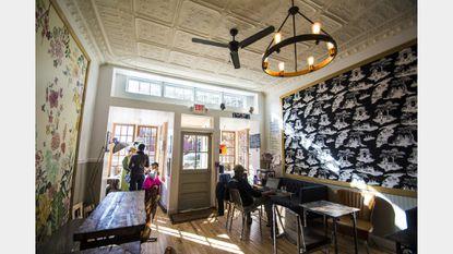Dovecote Café looks to create strong local bonds