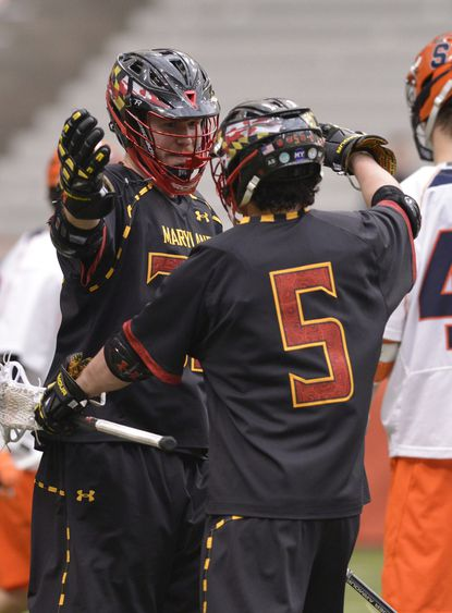 Maryland men gaining respect as they prepare to face No. 1 Duke