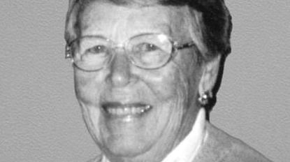 Martha S. Hamill, IBM branch manager, dies