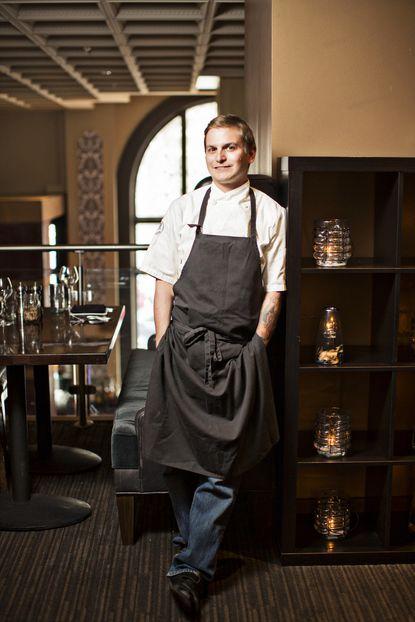 B&O Brasserie has named Bradley Willits executive chef