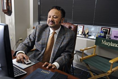 Baltimore, Md. -- Anirban Basu, Chairman And CEO of Sage Policy Group, is a well-known economist and has joined Governor-elect Larry Hogan's transition team.