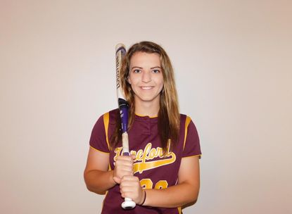 All-Metro softball Player of the Year Erin Collins, of Hereford.