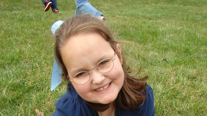 A March 2010 photo of Grace Packer when she was a student at Vitalistic Therapeutic Charter School of the Lehigh Valley in Bethlehem.