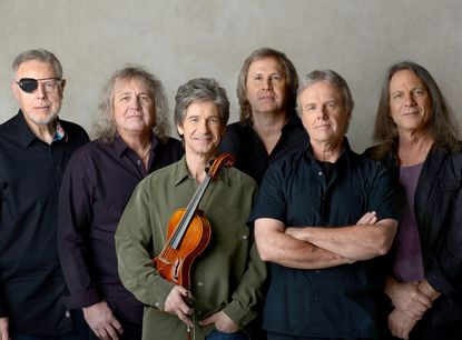 Kansas will perform at North Central College April 16.