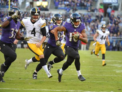 Dec. 25: Watch Ravens-Steelers... Even If You Hate Football