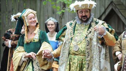 Enter for a chance to win tickets for two to time travel to the Maryland Renaissance Festival