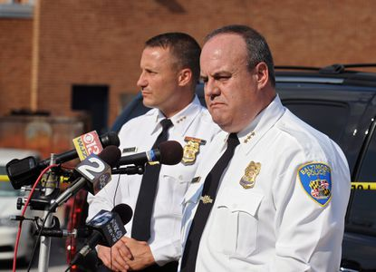 Baltimore Police Deputy Commissioner Jerry Rodriguez, who heads the agency's professional standards and accountability bureau, is resigning from his post, the department confirmed Wednesday.