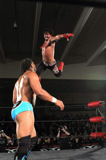 Q&A with 'The Phenomenal' AJ Styles, who wrestles in Baltimore on Saturday