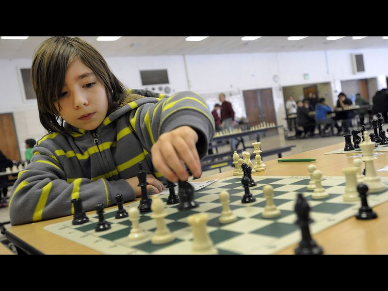 North Baltimore at epicenter of region's chess tournament