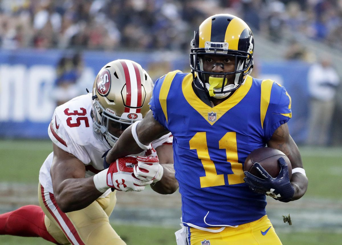 With WR Tavon Austin reportedly on way out in Los Angeles, could ...