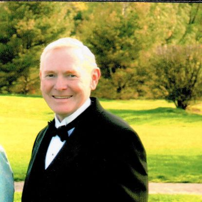 """A longtime Laurel resident, James """"Jim"""" McCeney died Saturday, March 19 of idiopathic pulmonary fibrosis, a lung disease, according to his family. He was 74."""