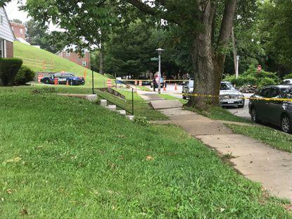 Woman dies in Southwest Baltimore shooting