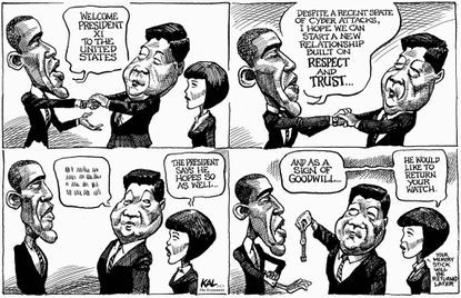 Obama-Xi summit shows the danger of personal diplomacy