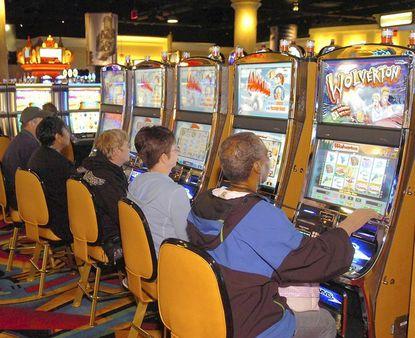 Perryville casino anniversary