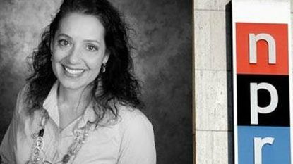 Lisa Simeone confirms her firing from public radio's 'Soundprint' show