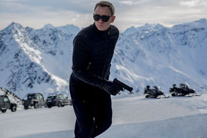 'Spectre': First look at Daniel Craig back in action as James Bond