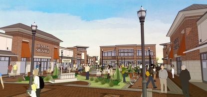 Proposed White Marsh outlet mall goes to the ballot