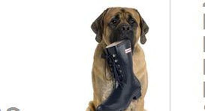 Hunter boots make a great gift.