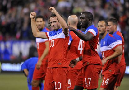 U.S. lineup battles ahead of World Cup take focus in win over Azerbaijan