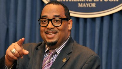 Anthony McCarthy, former spokesman for Baltimore Mayor Catherine Pugh, is the new executive director of the city's NAACP chapter.