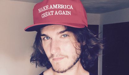 Scott Presler organized a group of conservatives to clean up trash in the district of Congressman Elijah Cummings, after President Donald J. Trump criticized It as being rat infested.