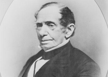 Johns Hopkins was an American financier who founded the Johns Hopkins Hospital and Johns Hopkins University in Baltimore.