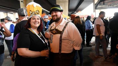 Baltimore Beer Week starts Oct. 12, and takes off in earnest Oct. 13 with Das Best Oktoberfest on the parking lots at M&T Bank Stadium.