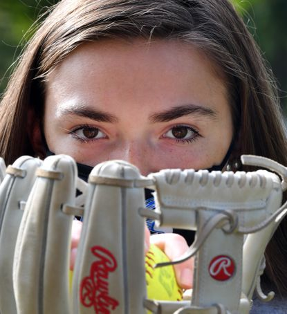 Patterson Mill softball player Madison Knight has verbally committed to play softball at Syracuse University.