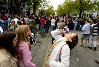 Colleges and universities can reduce alcohol abuse by students -- but it requires holistic, sustained efforts to intervene with individual students and change the campus culture.