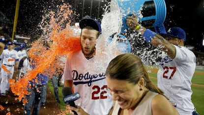 Schmuck: If Dodgers' Kershaw was available to go four innings, why didn't he start Game 7?