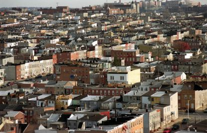 Baltimore's population fell below 600,000 for the first time in a century, according to new Census estimates.