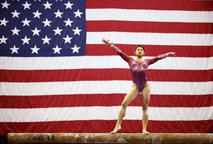 Maryland's Kayla DiCello wins U.S. junior women's gymnastics championship