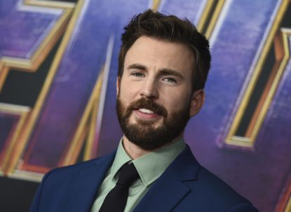 Actor Chris Evans sent social media into a tizzy on Saturday when he briefly published an Instagram story that apparently showed an image of a penis from his camera roll.