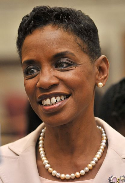 Rep. Donna Edwards, a candidate for the U.S. Senate