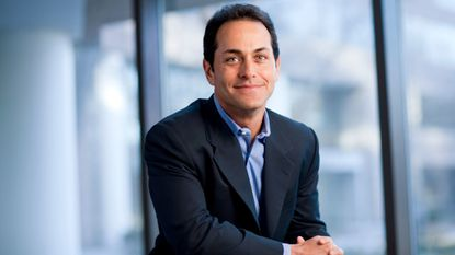 Potomac businessman Neal Simon considers a run for Senate next year. (Handout: Highline Wealth Management portraits, Bethesda, MD)