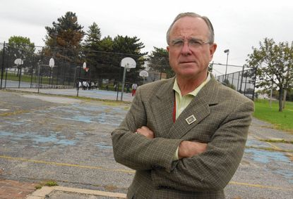 Chris T. Delaporte was the visionary director of Baltimore's recreation and parks program in the 1980s who later headed the Maryland Stadium Authority.