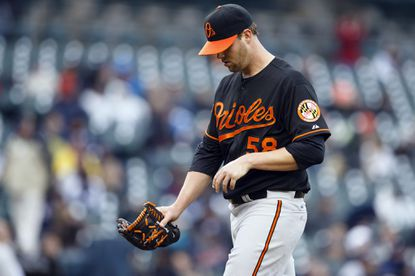 Orioles send Ryan Webb to Dodgers as part of five-piece trade
