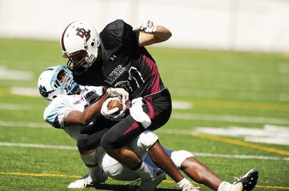 Boys' Latin, Archbishop Curley football teams could stage another thriller