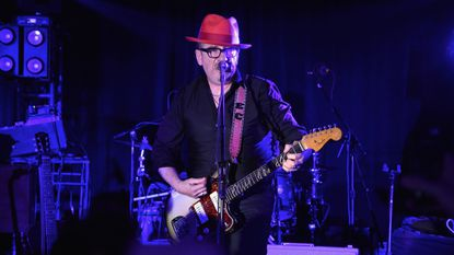Elvis Costello earns trust while tinkering with old hits at Wolf Trap